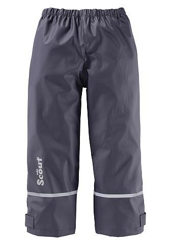 От дождя и непромокаемые брюки