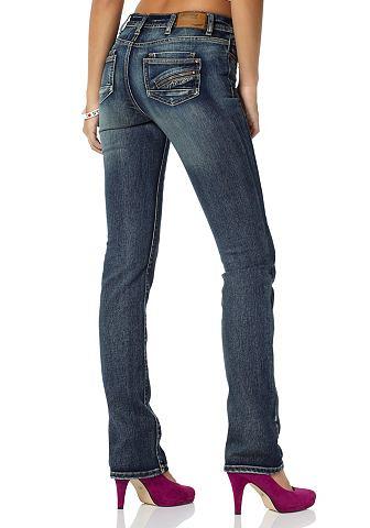 Gerade джинсы »mit Zippertasche&...