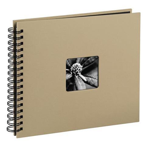 Spiralalbum 28 x 24 cm 50 Seiten Fotob...