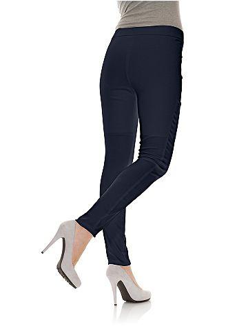 Формирующие брюки джинсы дудочки
