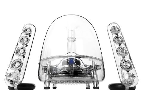 HARMAN/KARDON »Soundsticks Wireless« 2.1...