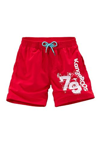 Kanga ROOS шорты для купания с Logodru...