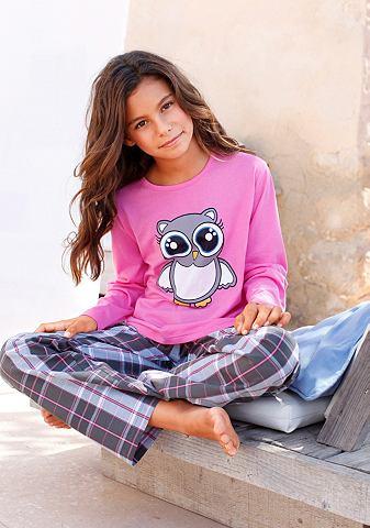 Пижама для небольшой Nachteulen - nied...