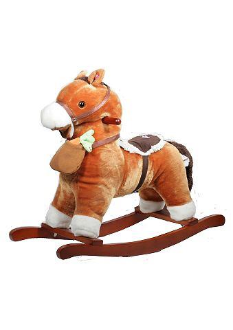Конь-качалка с Magnetkarotte