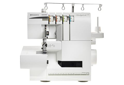 Оверлок швейная машина Huskylock s15 1...