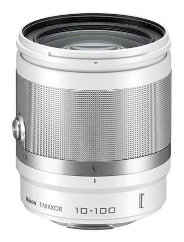 Zoom-Objektiv AF-S NIKKOR VR 10-100mm ...