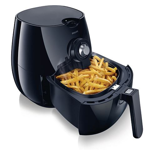 PHILIPS Фритюрница HD9220/20 Airfryer Viva Col...