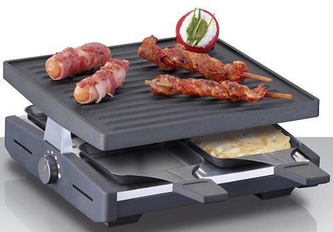 Raclette RC 34 800 Watt Edelstahlgeh