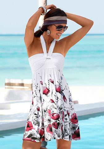 Платье пляжное с 5 опции использование...