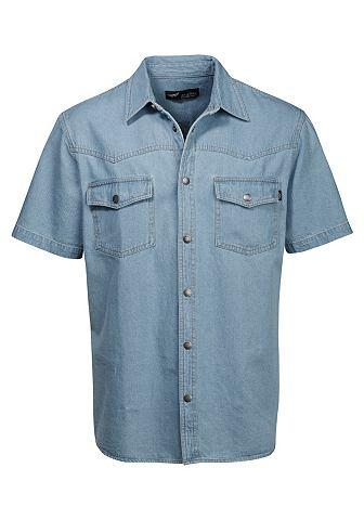 ARIZONA Рубашка джинсовая