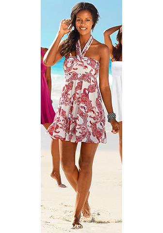 Платье пляжное с 5 опции использование