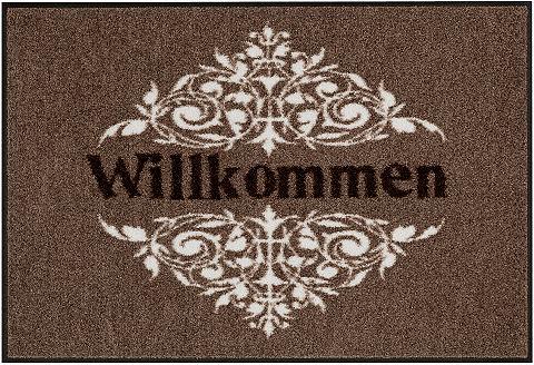 Коврик для двери »Willkommen&laq...