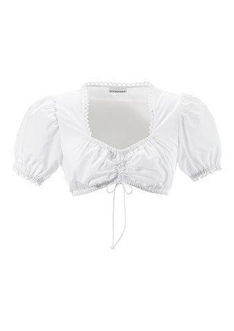 Блузка из национального костюма