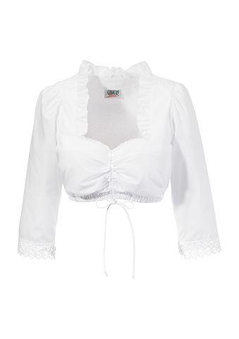 Блузка из национального костюма с 3/4 ...