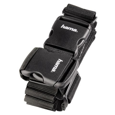 HAMA Ремень для багажа двухполосный 5x200cm...