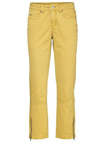 3/4 брюки с Used-Waschung