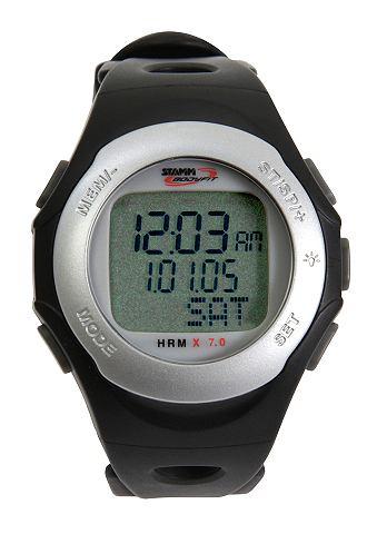 Часы для измерения пульса, пульсометр ...