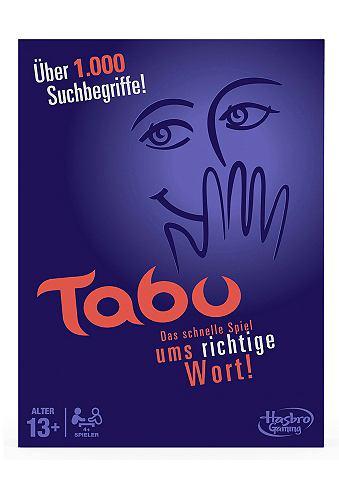 Spiel »Tabu«