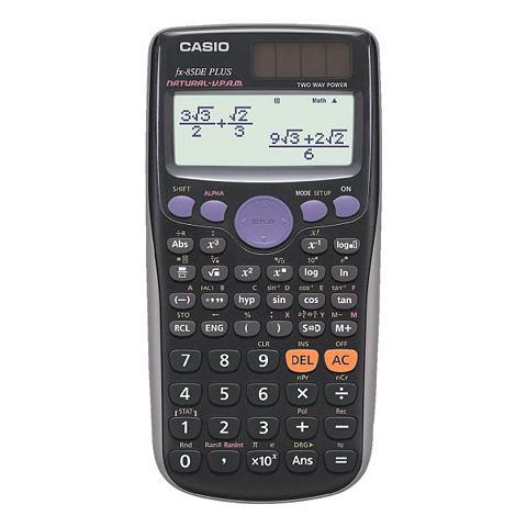 Калькулятор школьный »FX-85DE pl...