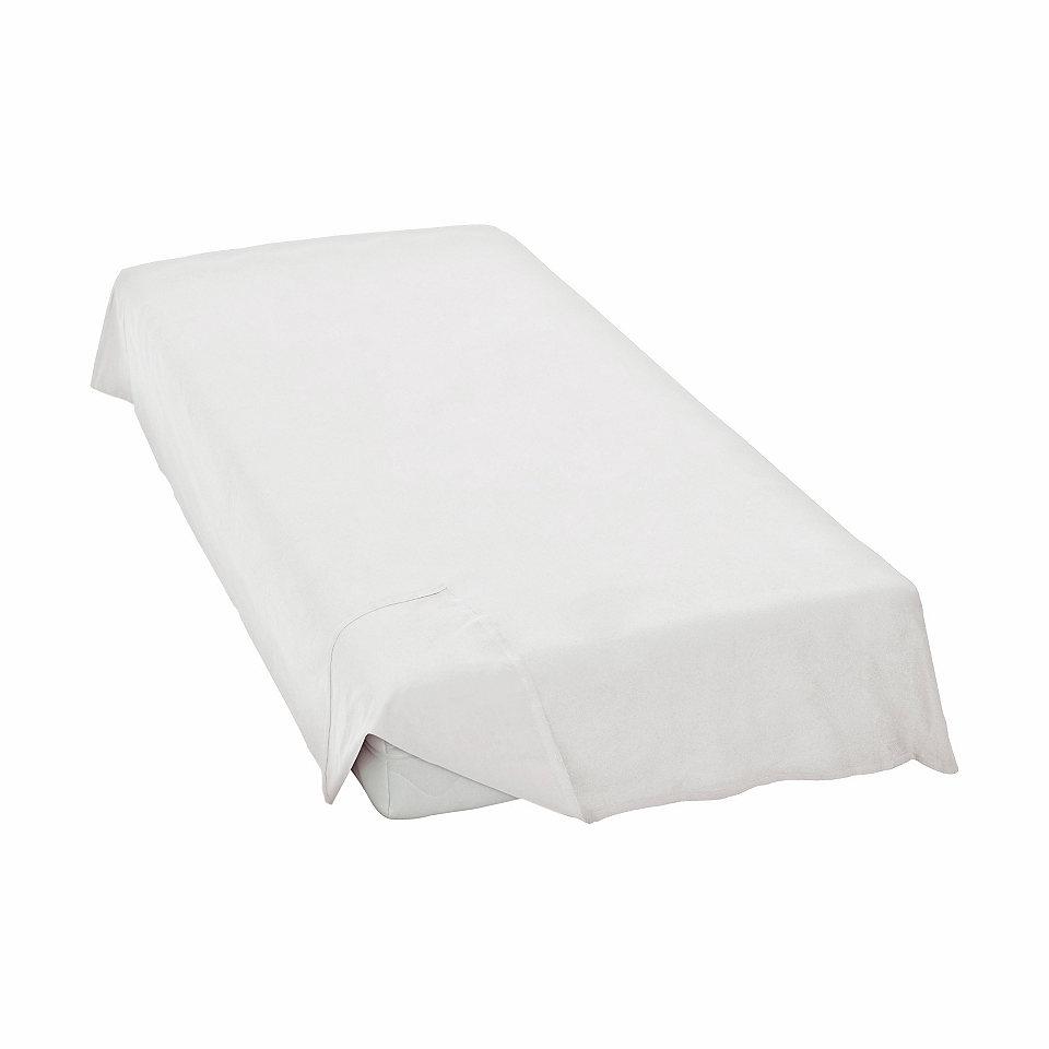 haustuch trendy trendy kmp bettlaken betttuch haustuch baumwolle ohne gummizug viele uni farben. Black Bedroom Furniture Sets. Home Design Ideas