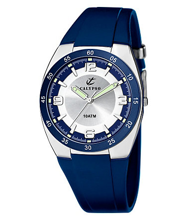 CALYPSO WATCHES Quarzuhr »K6044/5« - blau