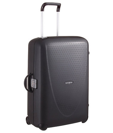 Samsonite, Trolley mit 2 Rollen, 120 Liter »Thermo Young« - schwarz