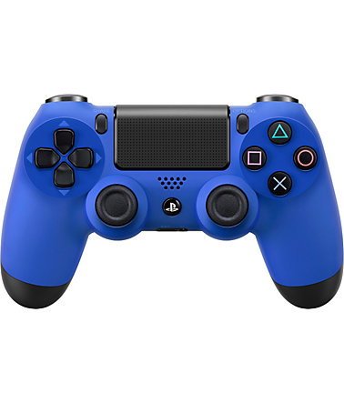 PS4 Dualshock 4 Wireless Controller, blau - blau