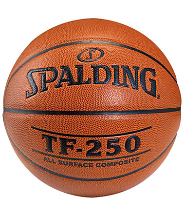 SPALDING TF250 Basketball - braun
