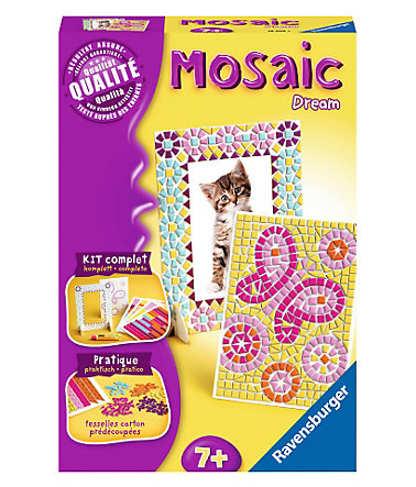 Ravensburger Bastelset, »Mosaic dream« -