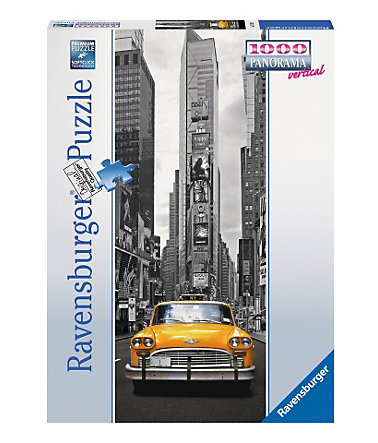 Ravensburger Puzzle 1000 Teile, »New York Taxi« -