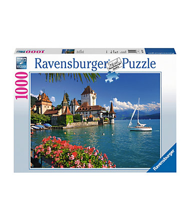 Ravensburger Puzzle 1000 Teile, »Am Thunersee, Bern« -
