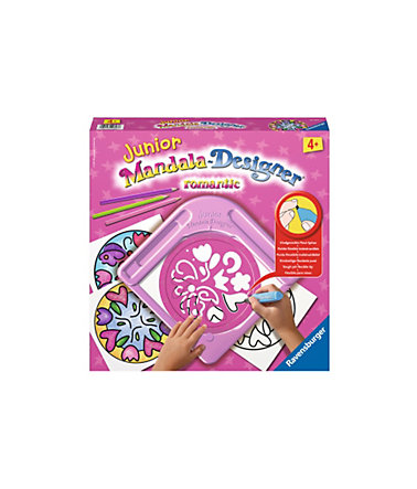 Ravensburger Junior Mandala-Designer®, »romantic« -