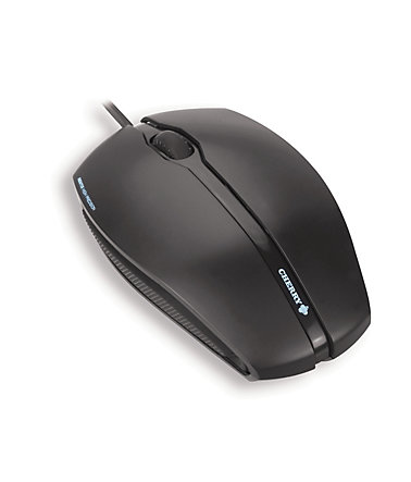Cherry Maus »GENTIX Corded Optical Mouse« - Schwarz