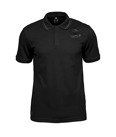 adidas Performance DFB Black Edition Poloshirt WM 2014 Herren - schwarz - L-540