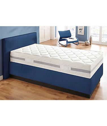 gelschaummatratze gelschaum 5000 breckle 25 cm hoch raumgewicht 28 1 tlg. Black Bedroom Furniture Sets. Home Design Ideas