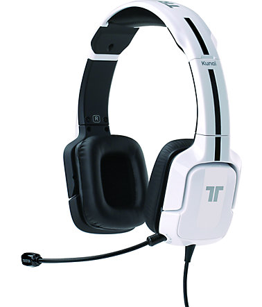 Mad Catz Headset Tritton Kunai Stereo Weiss »PC Tablet/Smartphone« -