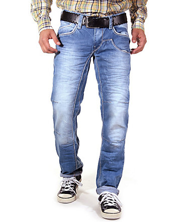 R-NEAL Jeans Regular Fit - hellblau - 3030 - 34