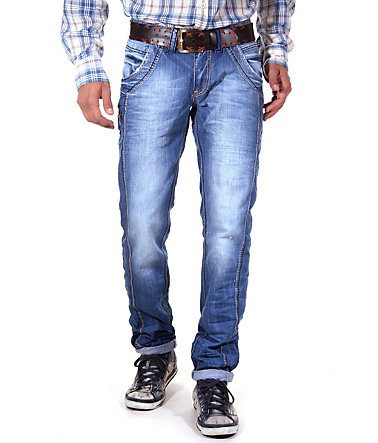 R-NEAL Jeans Regular Fit - blau - 2929 - 32