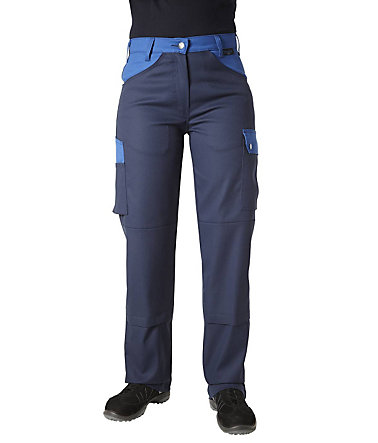Pionier ® workwear 5-Pocket-Damenhose Top Comfort Stretch - marine/royal - 4040