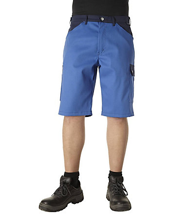 Pionier ® workwear 5-Pocket-Bermuda Top Comfort Stretch - royal/marine - 4444