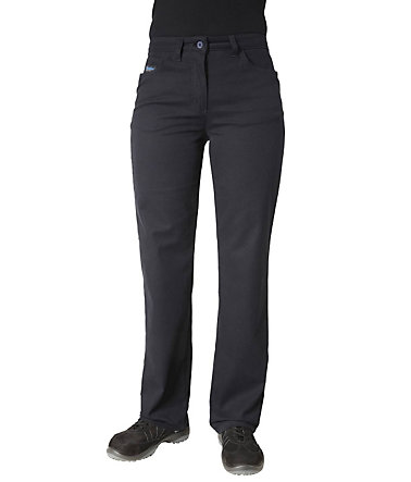 Pionier ® workwear Stretch-Garbardine-Jeans Damen - marine - 7272