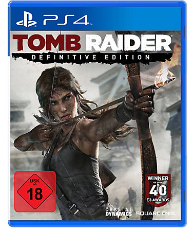 Tomb Raider: The Definitive Edition PlayStation 4 -