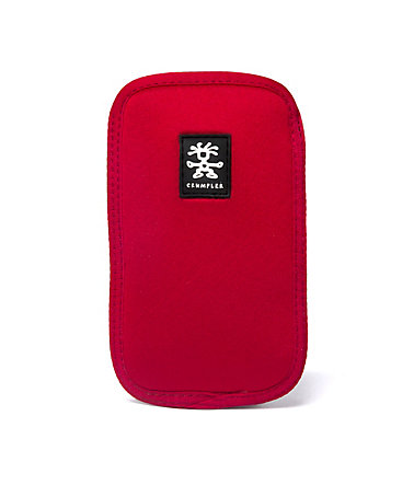 Crumpler SoftCase »Smart Condo 80 Rot iPhone (5/5S/5C) Smartphone« - rot