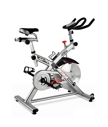 Indoor Cycle, silber-schwarz, »SB3 Magnetic«, BH-Fitness - silber-schwarz