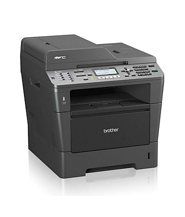 Brother Monolaser-Multifunktionsdrucker »MFC-8510DN 4in1« - Schwarz