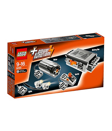 LEGO®, Ergänzungsset (8293), »Power Functions Tuning-Set«, LEGO® Technic -