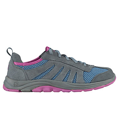Jack Wolfskin Schuhe »KIDS PALM SPRINGS« - smokeblue - UK12-EU310