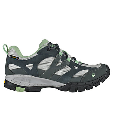 Jack Wolfskin Schuhe »VOLCANO LOW TEXAPORE WOMEN« - softgreen - UK10,5-EU450
