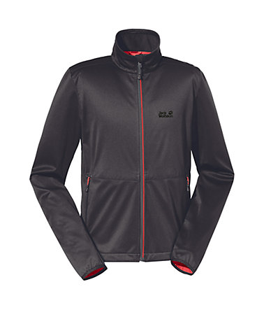 Jack Wolfskin Softshelljacke »CHILL OUT JACKET MEN« - darksteel - L(50/52)0