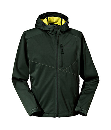 Jack Wolfskin Softshelljacken »SONIC BARRIER JACKET MEN« - olivedrab - L(50/52)0